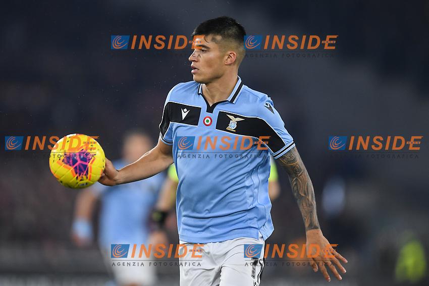 Joaquin Correa of Lazio<br /> Roma 26-01-2020 Stadio Olimpico <br /> Football Serie A 2019/2020 <br /> AS Roma - SS Lazio<br /> Foto Antonietta Baldassarre / Insidefoto