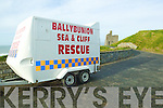Members of the Ballybunion Sea and Cliff Rescue and Ballybunion unit of the Irish Coast Guard continue their search for the missing woman on Thursday.