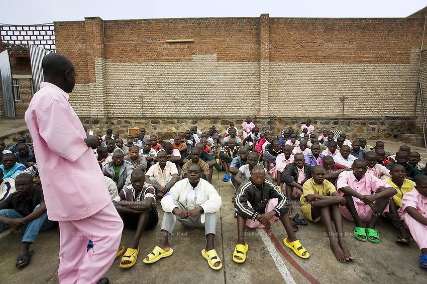 Rwanda. Jail | Didier Ruef | Photography - 338.4KB