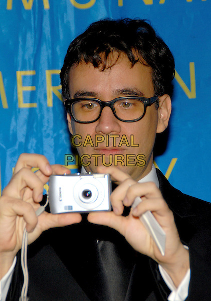 FRED ARMISEN.The Museum Gala at the American Museum of Natural History, New York, NY, USA, 16 November 2006. .half length camera taking picture photo.CAP/ADM/PH.©Paul Hawthorn/AdMedia/Capital Pictures. *** Local Caption ***