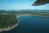 San Juan Islands and Friday Harbor scenes