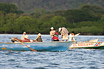 Fishermen On Gulf Of Nicoya