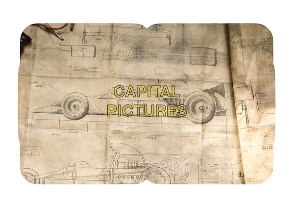 STEELBOOK LIMITED EDITION INNER ART<br /> in Rush (2013) <br /> *Filmstill - Editorial Use Only*<br /> CAP/NFS<br /> Image supplied by Capital Pictures