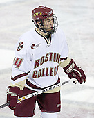 Freshman forward Matt Lombardi of Milton, Massachusetts played last season for Governor Dummer Academy.  His older sister Michelle is the senior captain of the Boston College women's hockey team. The Eagles of Boston College defeated the Falcons of Bowling Green State University 5-1 on Saturday, October 21, 2006, at Kelley Rink of Conte Forum in Chestnut Hill, Massachusetts.<br />