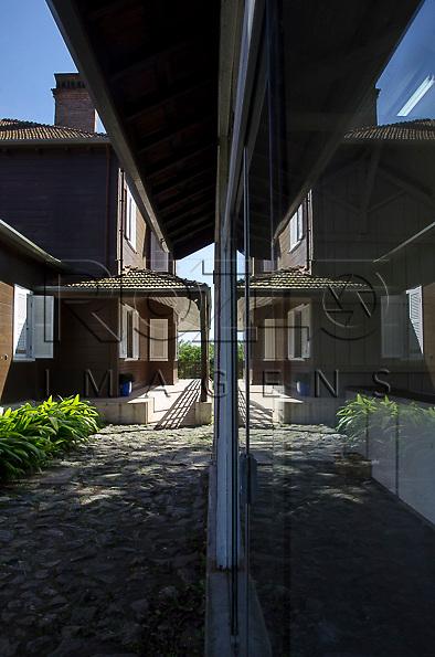 Museu Castelinho da Vila de Paranapiacaba, constru&iacute;do em 1897 e restaurado em 2005, Santo Andr&eacute; - SP, 04/2013.<br /> * &Eacute; necess&aacute;rio solicitar autoriza&ccedil;&atilde;o para a Vila de Paranapiacaba.
