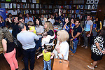 CORAL GABLES, FL - NOVEMBER 15: Ricky Martin greets fans and signs copies of his children's book 'Santiago The Dreamer In The Land Among The Stars' at Books and Books Gables on November 15, 2013 in Coral Gables, Florida. (Photo by Johnny Louis/jlnphotography.com)