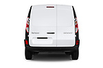 Straight rear view of a 2018 Renault Kangoo ZE Maxi ZE 2 places 4 Door Car van stock images