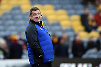 Bath Rugby first team coach Toby Booth looks on during the pre-match warm-up. Gallagher Premiership match, between Worcester Warriors and Bath Rugby on January 5, 2019 at Sixways Stadium in Worcester, England. Photo by: Patrick Khachfe / Onside Images