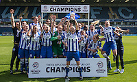 Sporting Club Albion v Brighton and Hove Albion Women - WPL Championship Play-Off FINAL - 29.05.2016