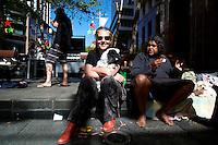 Solidarity Incitement of a BBQ - Occupy Sydney 29.12.13