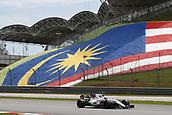 30th September 2017, Sepang, Malaysia;  FIA Formula One World Championship 2017, Grand Prix of Malaysia, #19 Felipe Massa (BRA, Williams Martini Racing)