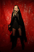 HUNTRESS, JILL JANUS, STUDIO, 2012, NEIL ZLOZOWER