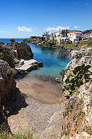Avlemonas is definitely the most beautiful village at Kythera, Greece
