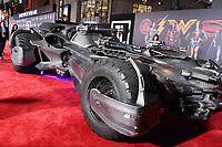 NOV 13 Premiere Of Warner Bros. Pictures' 'Justice League' - Arrivals