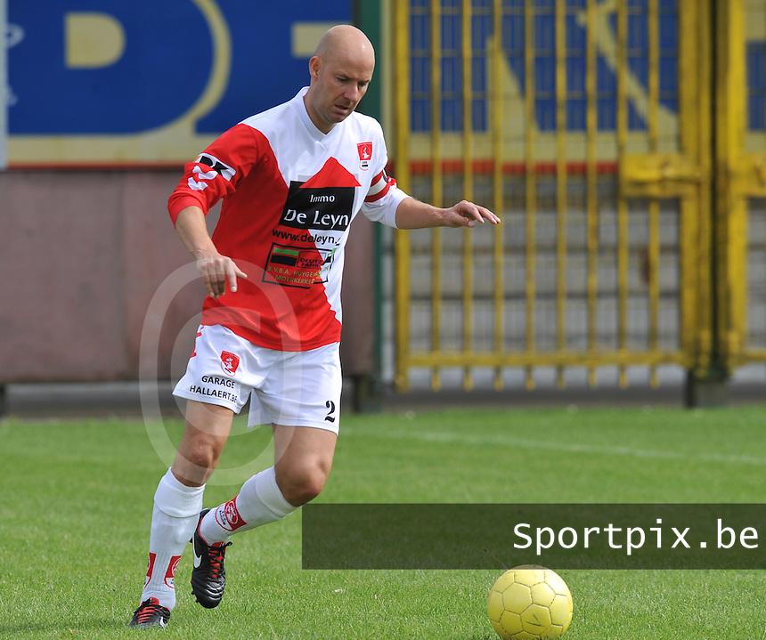 SVV Damme : Olivier Decock.foto VDB / BART VANDENBROUCKE