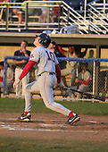 August 8, 2004:  Andrew Pinckney of the Lowell Spinners, Single-A NY-Penn League affiliate of the Boston Red Sox, during a game at Dwyer Stadium in Batavia, NY.  Photo by:  Mike Janes/Four Seam Images