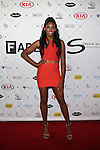 Olympic Games Rio 2016 Track and Field Women's 100m hurdles Gold Medal Winner Kristi Castlin attends Kia STYLE360 Hosts Official Serena Williams Signature Statement Collection by HSN After-Party Held at <br /> Bagatelle NYC
