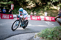 Miguel Angel 'Superman' Lopez (COL/Astana)<br /> <br /> stage 10 (ITT): Jurançon to Pau (36.2km > in FRANCE)<br /> La Vuelta 2019<br /> <br /> ©kramon