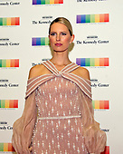 Karolina Kurkova arrives for the formal Artist's Dinner honoring the recipients of the 40th Annual Kennedy Center Honors hosted by United States Secretary of State Rex Tillerson at the US Department of State in Washington, D.C. on Saturday, December 2, 2017. The 2017 honorees are: American dancer and choreographer Carmen de Lavallade; Cuban American singer-songwriter and actress Gloria Estefan; American hip hop artist and entertainment icon LL COOL J; American television writer and producer Norman Lear; and American musician and record producer Lionel Richie.  <br /> Credit: Ron Sachs / Pool via CNP