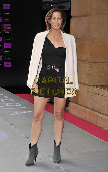 LONDON, ENGLAND - JULY 13: Laura Pradelska attends the 'Kasabian Summer Solstice 2014 gig' VIP screening, Vue West End cinema, Leicester Square, on Wednesday July 16, 2014 in London, England, UK. <br /> CAP/CAN<br /> &copy;Can Nguyen/Capital Pictures
