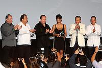 Halle Berry en Acapulco, <br /> Mexico