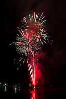 Fireworks at Rancho Santa Margarita