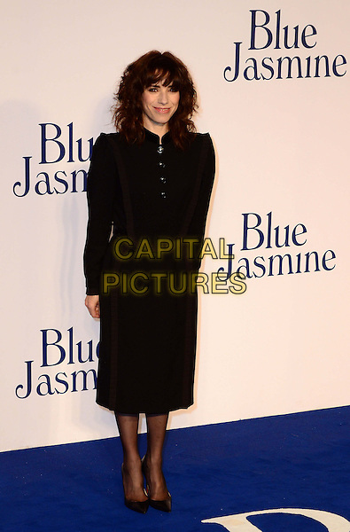 Sally Hawkins<br /> UK Premiere of 'Blue Jasmine' at the Odeon West End, Leicester Square. London, England.<br /> 17th September 2013<br /> full length black dress <br /> CAP/BF<br /> &copy;Bob Fidgeon/Capital Pictures