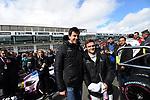 09.09.2017, N&uuml;rburgring, N&uuml;rburg, DTM 2017, 13.Lauf N&uuml;rburgring,08.09.-10.09.2017 , im Bild<br /> Toto Wolff (Mercedes), Lucas Auer (AUT#22) Mercedes-AMG Motorsport BWT, Mercedes-AMG C 63 DTM BWT<br /> <br /> Foto &copy; nordphoto / Bratic