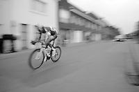 speeding Aleksejs Saramotins (LAT/IAM)<br /> <br /> stage 1<br /> Euro Metropole Tour 2014 (former Franco-Belge)