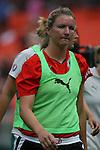 18 July 2009: Saint Louis' Erin Kane. The Washington Freedom defeated Saint Louis Athletica 1-0 at the RFK Stadium in Washington, DC in a regular season Women's Professional Soccer game.