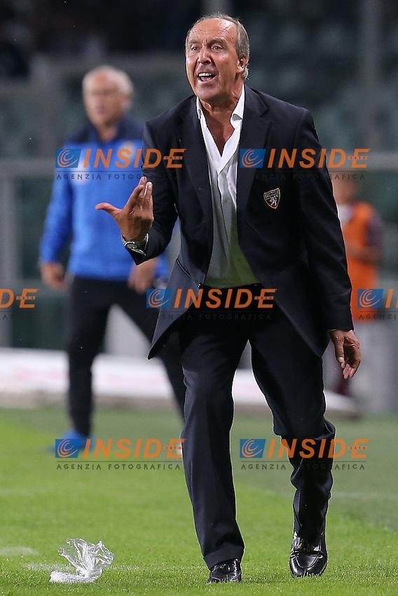 Giampiero Ventura Torino, Torino 21-9-2014, Stadio Olimpico, Football Calcio 2014/2015 Serie A, Torino - Verona, Foto Marco Bertorello/Insidefoto
