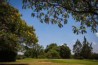 A general view of the approach to the 10th green during previews ahead of the Magical Kenya Open, Karen Country Club, Nairobi, Kenya. 12/03/2019<br /> Picture: Golffile | Phil Inglis<br /> <br /> <br /> All photo usage must carry mandatory copyright credit (&copy; Golffile | Phil Inglis)