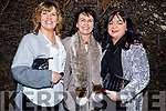 Siobhan Moore, Jacinta O'Hara and Carol Curran enjoying the evening in Cassidys on Saturday