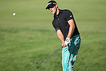02/18/12 Pacific Palisades, CA:  Graham Delaet during the third round of the Northern Trust Open held at the Riviera Country Club