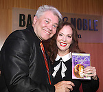 Richard Skipper with Lesley Ann Warren Celebrate the 50th Anniversary DVD Release Of 'Rodgers & Hammerstein's Cinderella' with a DVD signing at Barnes & Noble 86th Street  on September 24, 2014 in New York City.