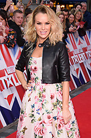 Amanda Holden<br /> arrives for the Britain's Got Talent 2018 auditions, Palladium Theatre, London<br /> <br /> <br /> ©Ash Knotek  D3373  28/01/2018