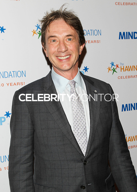 BEVERLY HILLS, CA, USA - NOVEMBER 21: Martin Short arrives at Goldie Hawn's Inaugural 'Love In For Kids' Benefiting The Hawn Foundation's MindUp Program held at Ron Burkle's Green Acres Estate on November 21, 2014 in Beverly Hills, California, United States. (Photo by Celebrity Monitor)
