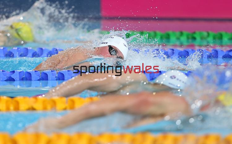 Glasgow 2014 Commonwealth Games<br /> Scotland's Robbie Renwick.<br /> Tollcross Swimming Centre<br /> <br /> 24.07.14<br /> ©Steve Pope-SPORTINGWALES