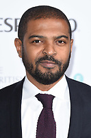 Noel Clarke<br /> arriving for the 2019 BAFTA Film Awards Nominees Party at Kensington Palace, London<br /> <br /> ©Ash Knotek  D3477  09/02/2019