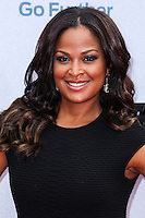LOS ANGELES, CA - JUNE 30: Laila Ali attends the 2013 BET Awards at Nokia Theatre L.A. Live on June 30, 2013 in Los Angeles, California. (Photo by Celebrity Monitor)