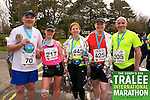 Conor Cusack 70, Caroline Mc Connell 217, Lorna White 445, Brian White 425, Colm Lynch 205, who took part in the Kerry's Eye Tralee International Marathon on Sunday 16th March 2014.