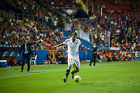 VALENCIA, SPAIN - SEPTEMBER 11: Coke during BBVA LEAGUE match between Levante U.D. And Sevilla C.F. at Ciudad de Valencia Stadium on September 11, 2015 in Valencia, Spain