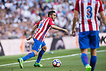 Jorge Resurreccion Merodio, Koke, of Atletico de Madrid in action during their La Liga match between Real Madrid and Atletico de Madrid at the Santiago Bernabeu Stadium on 08 April 2017 in Madrid, Spain. Photo by Diego Gonzalez Souto / Power Sport Images