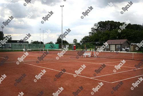 2008-08-25 / Tennis / TC Kattegat..Foto: Maarten Straetemans (SMB)