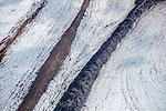 Aerial, Glacier, Mount Douglas, Katmai National Park, Alaska