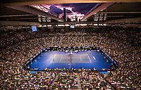 AMBIENCE<br /> <br /> TENNIS - GRAND SLAM ITF / ATP  / WTA - Australian Open -  Melbourne Park - Melbourne - Victoria - Australia  - 28 January 2016<br /> <br /> &copy; AMN IMAGES