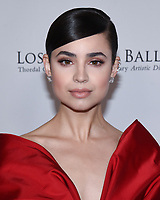 April 11, 2019 - Beverly Hills, California - Sofia Carson. Los Angeles Ballet Gala 2019 held at The Beverly Hilton Hotel. Photo Credit: Billy Bennight/AdMedia