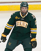 Jacob Fallon (UVM - 17) is announced as a starter for the Catamounts. - The Boston College Eagles defeated the University of Vermont Catamounts 4-1 on Friday, February 1, 2013, at Kelley Rink in Conte Forum in Chestnut Hill, Massachusetts.