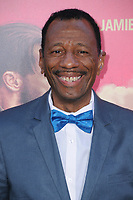 "14 June 2017 - Los Angeles, California - CJ Jones. Los Angeles Premiere of ""Baby Driver"" held at the Ace Hotel Downtown in Los Angeles. Photo Credit: Birdie Thompson/AdMedia"