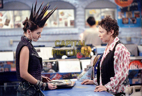 "CHYLER LEIGH & MARGARET SMITH.in That 80's Show .""Corey's Remix"" .Filmstill - Editorial Use Only.Ref: FB.www.capitalpictures.com.sales@capitalpictures.com.Supplied by Capital Pictures"